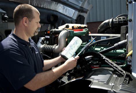 volvo extends service intervals  reduce maintenance costs truck news