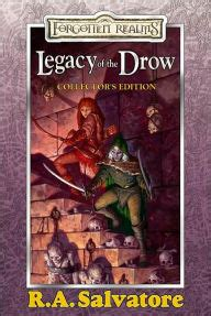 siege of darkness forgotten forgotten realms legacy of the drow collector s edition the legacy starless night siege of