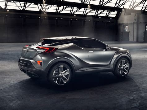 toyota chr toyota c hr concept vision of the future kellihers