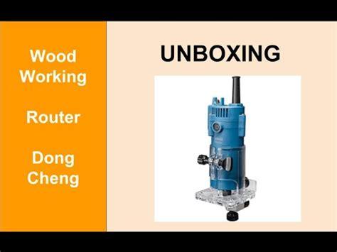 Mata Router Flush Trim Woodworking Tool trimmer demonstration doovi