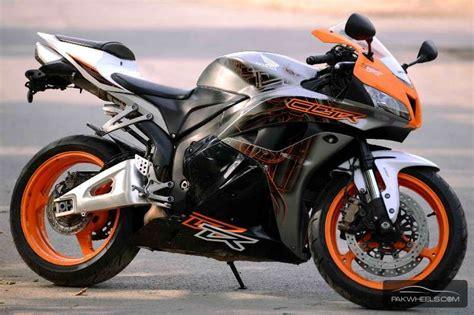 used honda cbr600 for sale used honda cbr 600rr 2011 bike for sale in lahore 120817