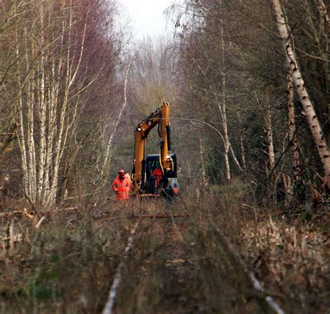 Cq Live Bicester Connection by Work Commences On East West Rail Project At Bicester