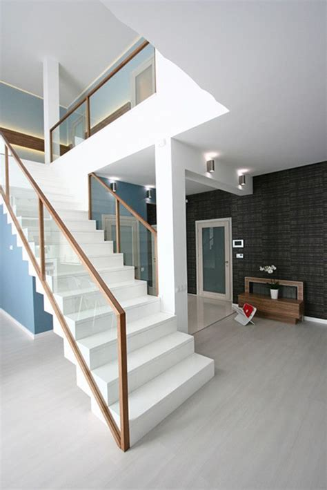 modern banister styles 25 best ideas about modern stair railing on pinterest
