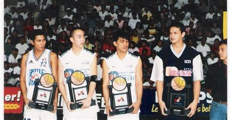 Biboy Simon Mba by Metropolitan Basketball Association