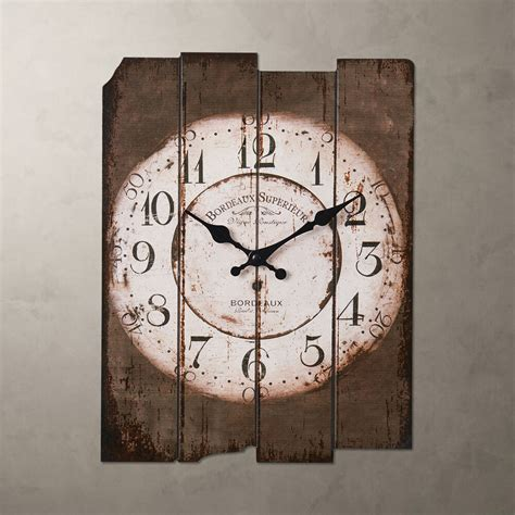 country vintage home decor country vintage antique wood wall clock home decor wall