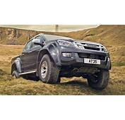 You Can Buy This Arctic Ready Isuzu Pick Up In The UK