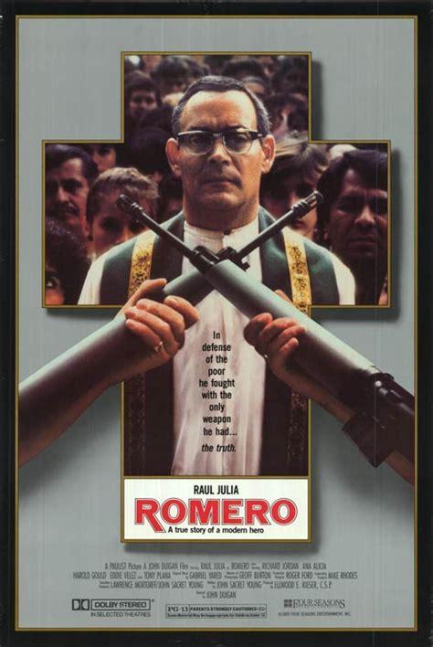 Film Oscar Romero | quot romero quot