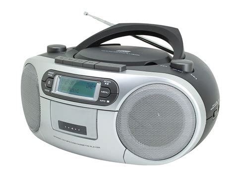cd radio cassette player soundmaster scd7900 portable fm dab radio cassette cd