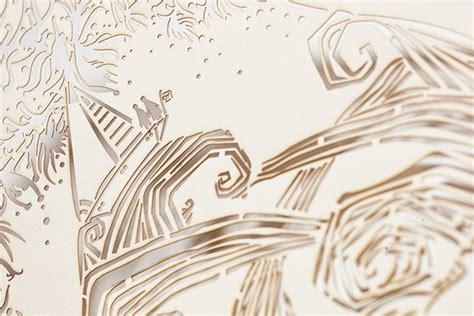 Wedding Invitation Artwork by Wedding Quot Invitation Present Quot Artwork On Behance