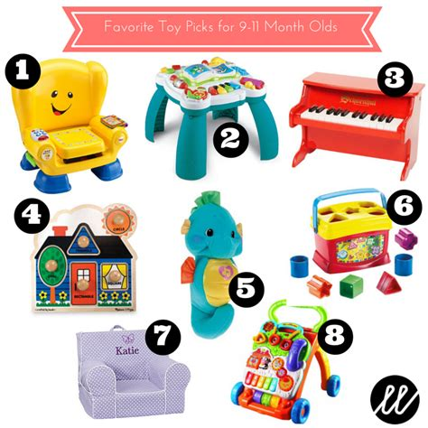 january favorites toy picks for 9 11 month olds little