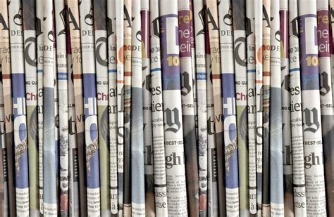 Childrens Wall Murals newspaper wallpaper i daily news read all about it mr
