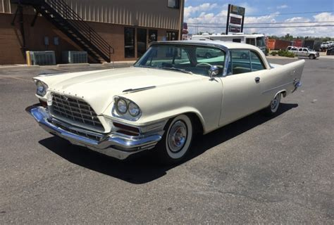 1957 Chrysler 300c For Sale by Highly Optioned 1957 Chrysler 300c Hemi Hardtop Bring A