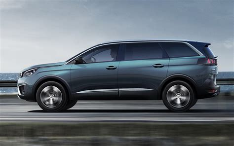 new peugeot peugeot debuts all new 5008 as a 7 seater suv carscoops