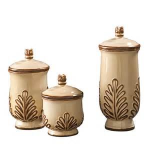 3 decorative canister set wayfair