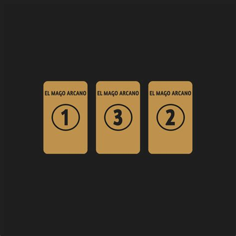tirada 3 cartas espaolas tirada de tres cartas el mago arcano