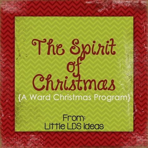 themes for christmas programs 17 best images about ward christmas party on pinterest