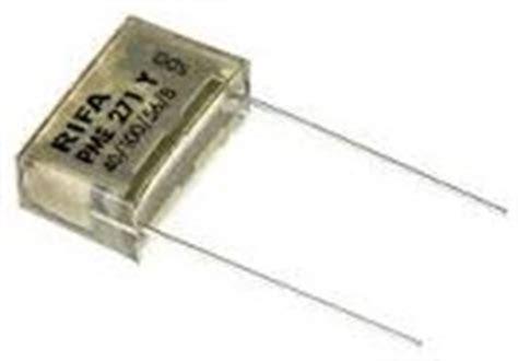 mains capacitor filter mains suppressor and filter capacitors