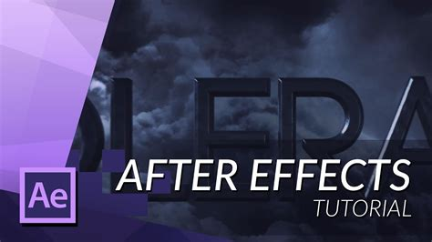 tutorial opening video after effect harry potter epic intro tutorial in after effects part 1