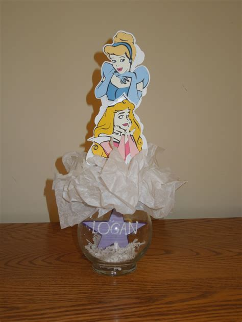 disney princess centerpiece party ideas pinterest