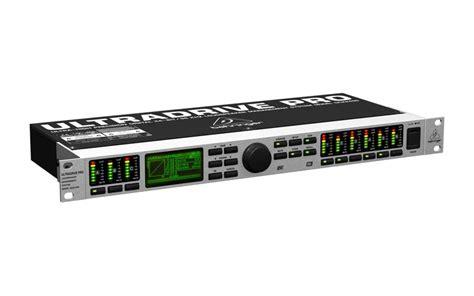 Behringer Loudspeaker Management Processors Ultradrive Dcx2496le behringer dcx 2496 ultradrive pro djmania