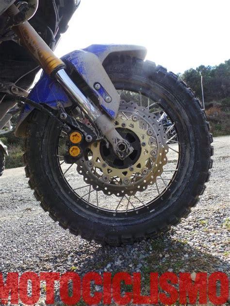 gomme invernali test pneumatici moto invernali anlas il test di winter grip