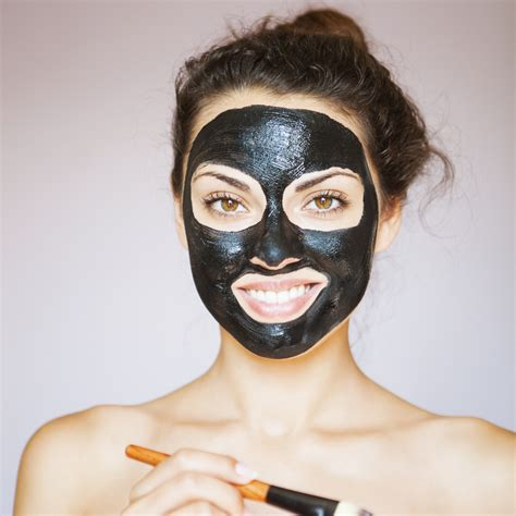 Masker Charcoal charcoal clarifying mask wildbloom skincare