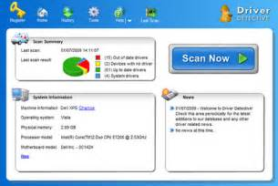 Download the the driver software for free run the installer and click