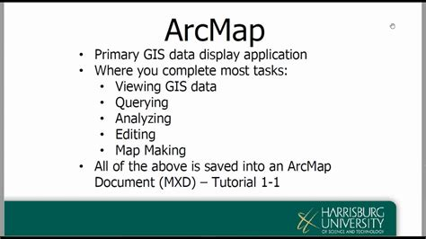 Arcgis Interface Tutorial | arcgis interface tutorial