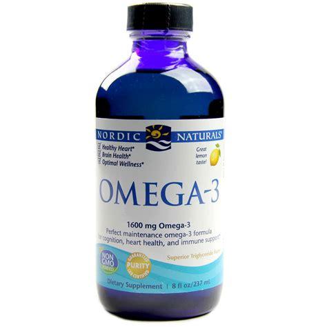 Nordic Naturals Omega 3 Pet 8 Fl Oz 237 Ml nordic naturals omega 3 8 fl oz evitamins