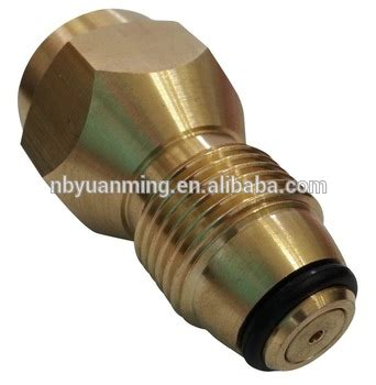 propane refill adapter safest tank fill attachment