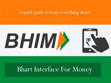 quick change level starter beginner 8483238098 bhim app a quick guide to learn everything about bhim