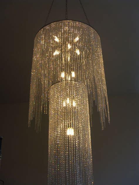 Circular Chandelier Lighting Bespoke Tier Circular Chandelier Large Light Sculptures Lighting