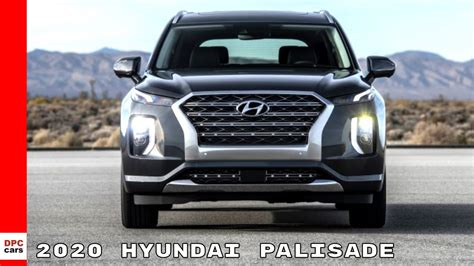 Hyundai New Suv 2020 Palisade Price by 2020 Hyundai Palisade Suv Price Used Car Reviews