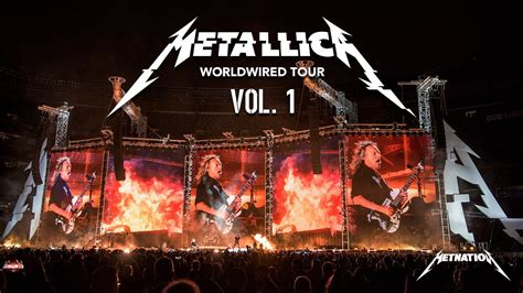 last tour vol 1 metallica worldwired tour vol 1