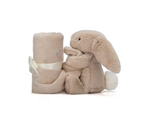 Jelly Bunny 33 kr 211 lik kocyk bashful beige bunny smoother jellycat