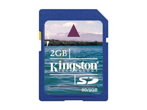2gb Kingston Sd Memory Card by Kingston 2gb Sd Card Mcquade Musical Instruments