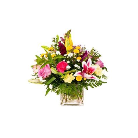 composizione vasi composizioni di fiori in vasi di vetro