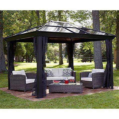 backyard gazebo tent best 25 farmhouse gazebos and canopies ideas on pinterest
