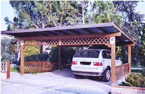 misure box auto strutture in legno casette in legno pergolati box auto
