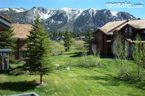 Mammoth Lakes Cing Cabins by Mammoth Lakes Vacation Rental Mammoth Reservation Bureau