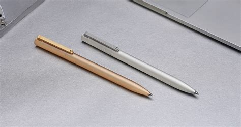 0 5mm Sign Pen original xiaomi 0 5mm sign pen golden ebay