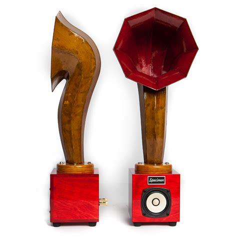 Horn Speaker Mini Horn Mini Audio Speakers Specimen Products