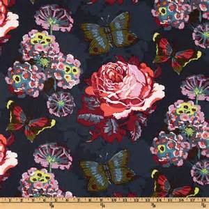 Anna Maria Horner Home Decor Fabric Anna Maria Horner Loulouthi Clippings Passion Discount