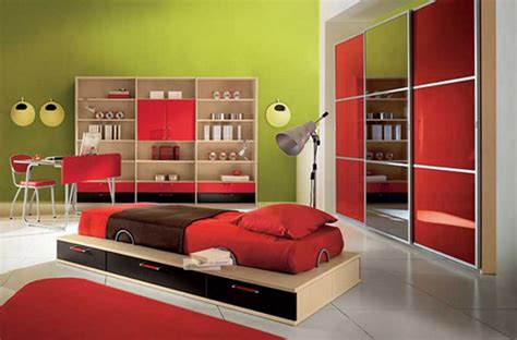 Red And Green Bedroom Decor Ideasdecor Ideas