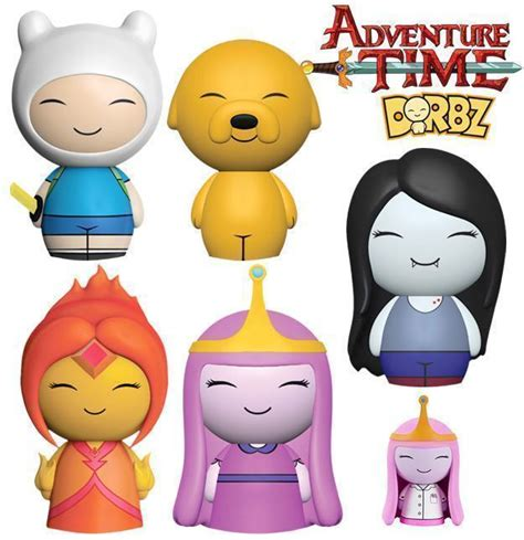 Funko Dorbz Princess Adventure Time bonequinhos de vinil hora de aventura dorbz 171 de brinquedo