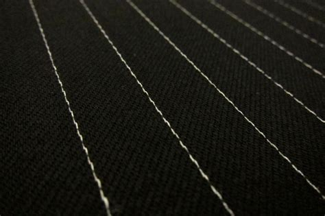 pinstripe upholstery fabric wool blend satin faille pinstripe b j fabrics