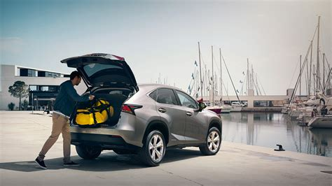 lexus can lexus nx can it tow