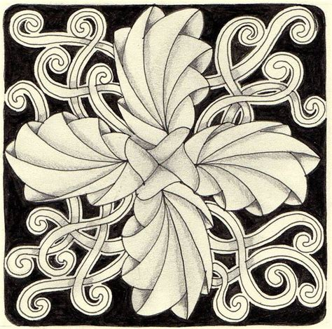 zentangle pattern phicops 1000 images about tangle phicops on pinterest