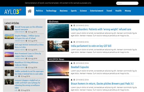 creating a joomla template szoupi how to create an automated news website with
