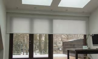 Modern Window Cornice Modern Window Treatments Bay Windows Window Treatment